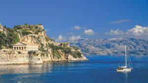 Crewed Charter Greece